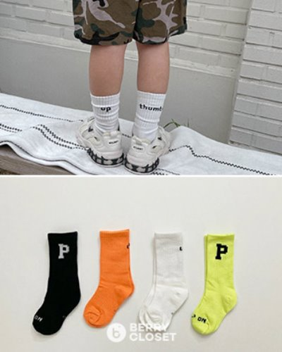 UP type ,socks (4p)